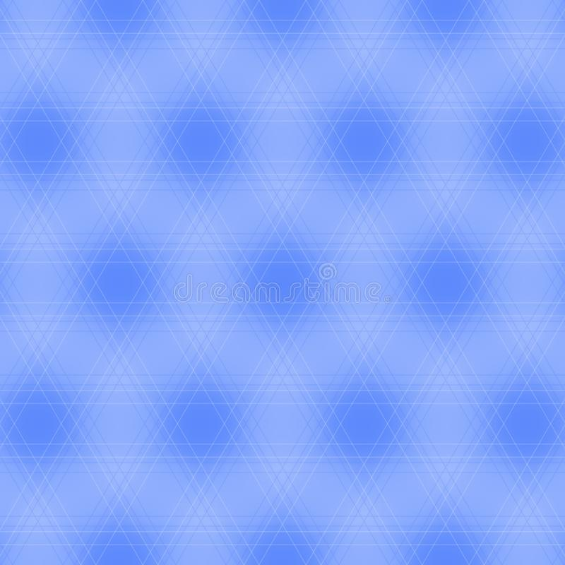 Kaleidoskopischer synthetischer Kunsthintergrund, komplexes Geometrie filigre stockbild