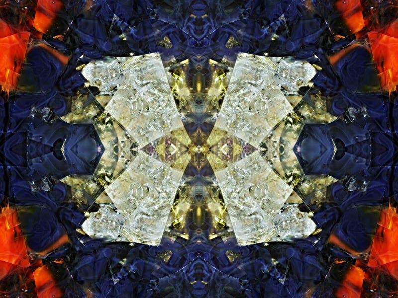 Kalejdoskop obrazy royalty free
