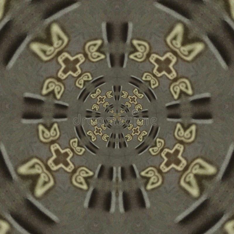 Kalejdoskoptexturbakgrund royaltyfri fotografi