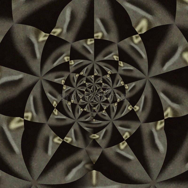 Kalejdoskoptexturbakgrund royaltyfria foton