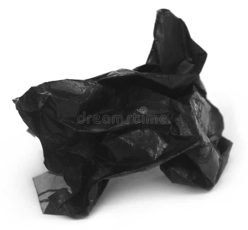 Kaleki węgla papier obrazy stock