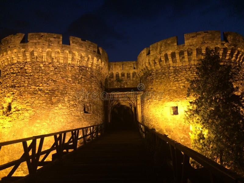 Kalemegdan Belgrado royalty-vrije stock foto's