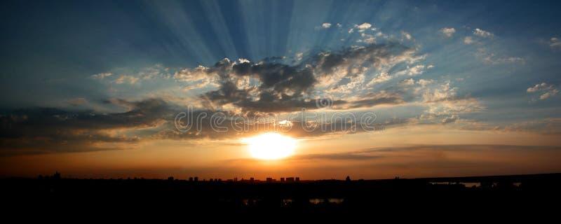 kalemegdan słońca zdjęcia royalty free