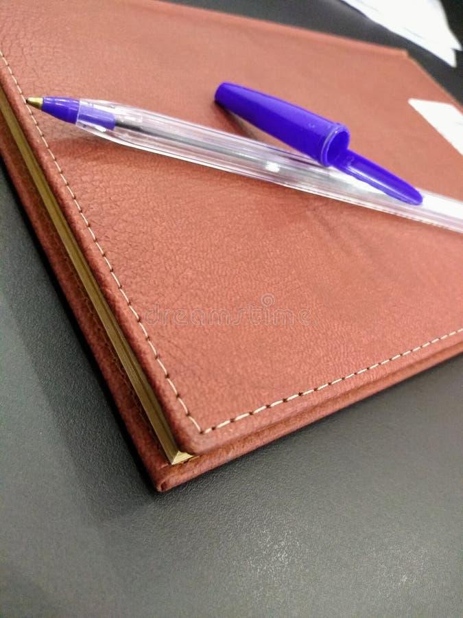 Kalendarz, agenda obrazy stock