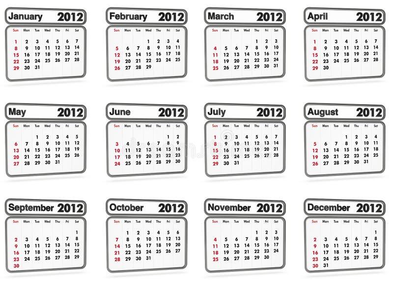 Alle Monate