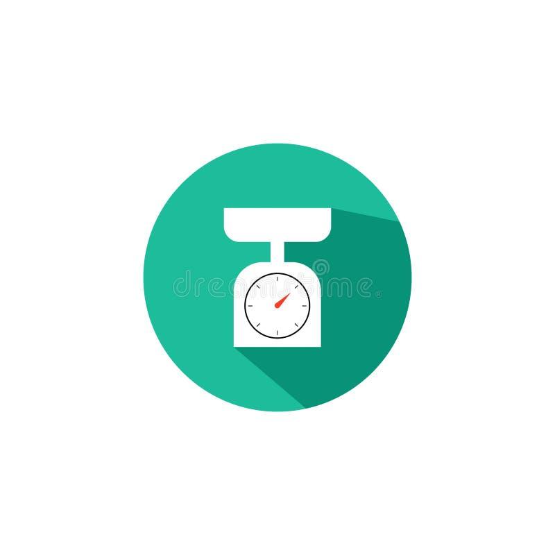 Kalendervektor-Logoentwurf, Ikonenillustration, Woche vektor abbildung