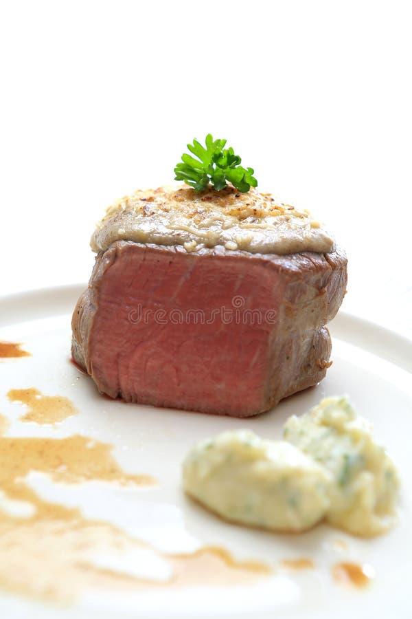 Kalfsvlees Orloff stock foto