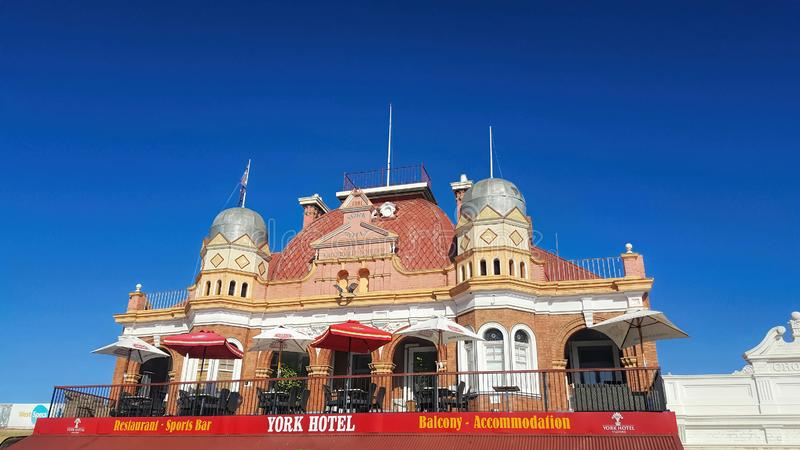 Kalgoorlie - Boulder York Hotel stock photos