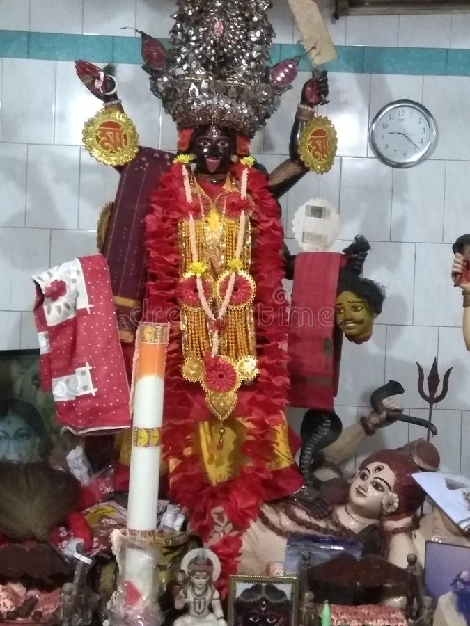 Kali Ma стоковая фотография rf