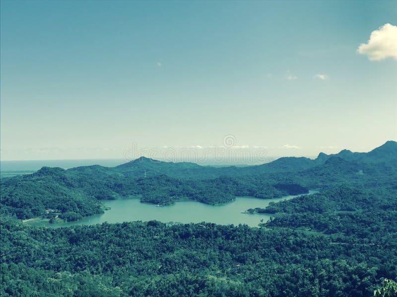 Kalibiru stockbild