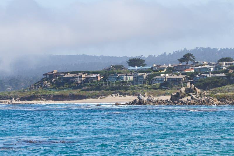 Kalifornia wybrzeże zdjęcie stock