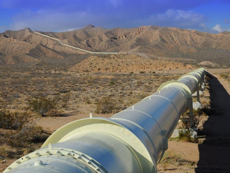 Kalifornien-Aquädukt lizenzfreie stockfotografie