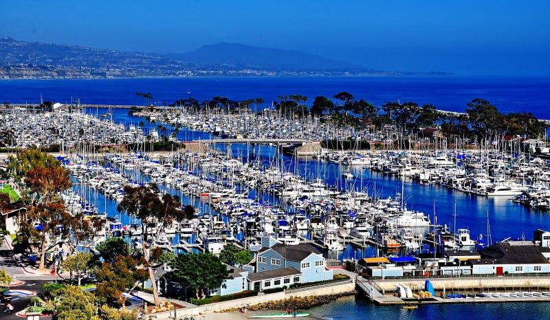 Kalifornien Dana Point royaltyfri fotografi