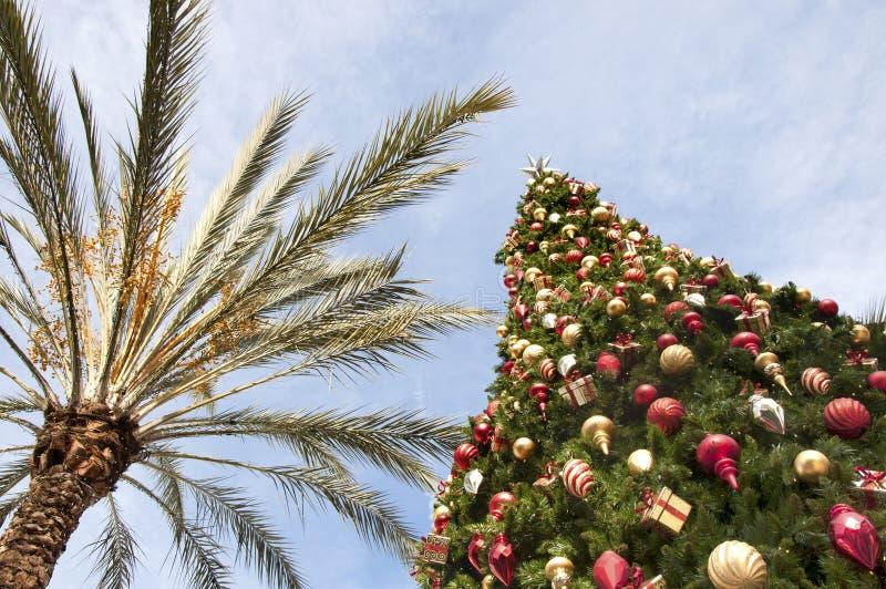 Kalifornien jul arkivfoto
