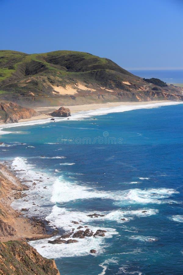 Kalifornien-Landschaft lizenzfreie stockfotos