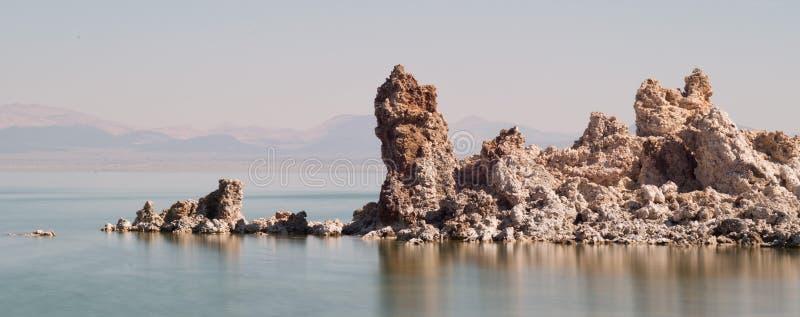 Kalifornien placerar den ovanliga laken 2008 mono västra arkivbilder