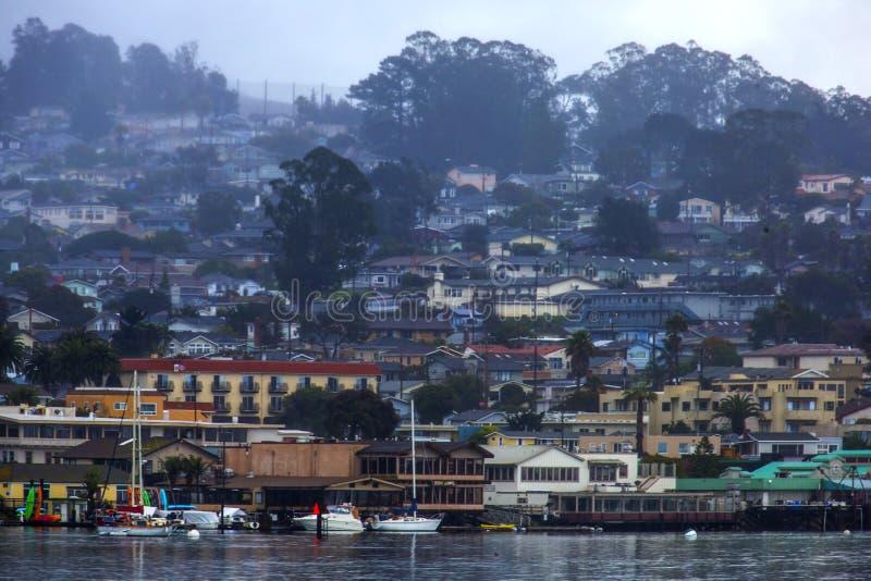 Kaliforniens Moro Bay lizenzfreie stockbilder