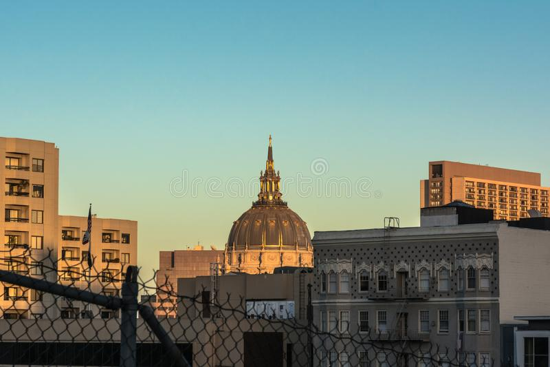 kalifornijskie miasta San Francisco komory fotografia royalty free