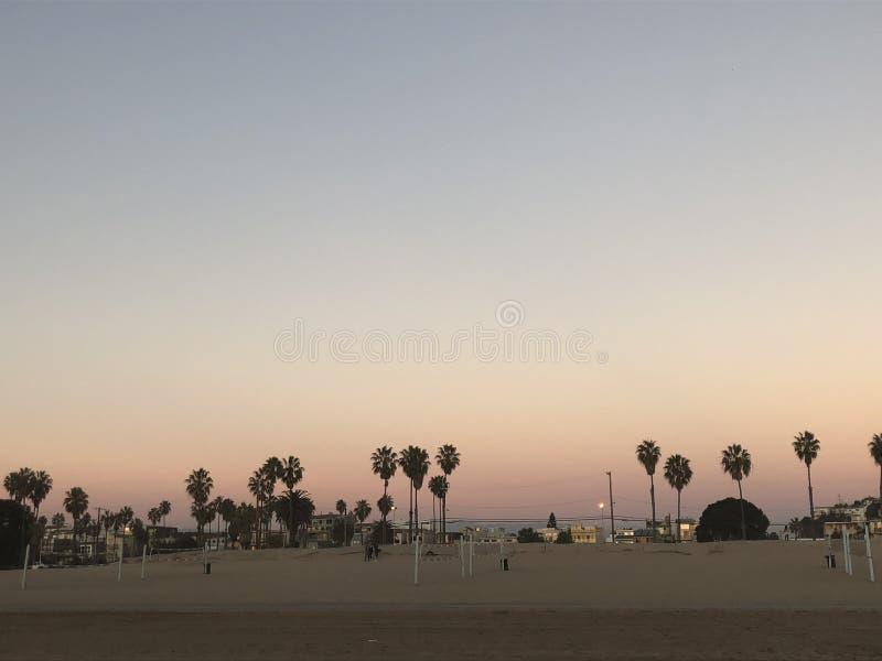 kalifornijskie Wenecji zdjęcia royalty free