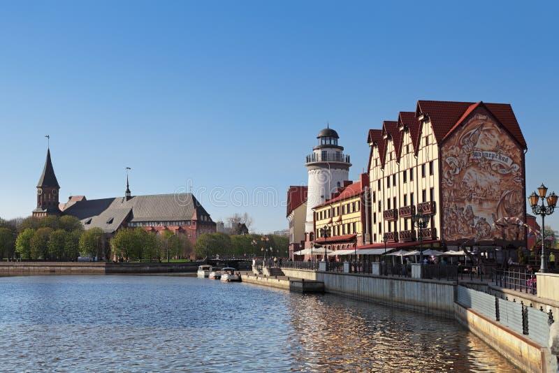 Kaliningrad zdjęcia stock