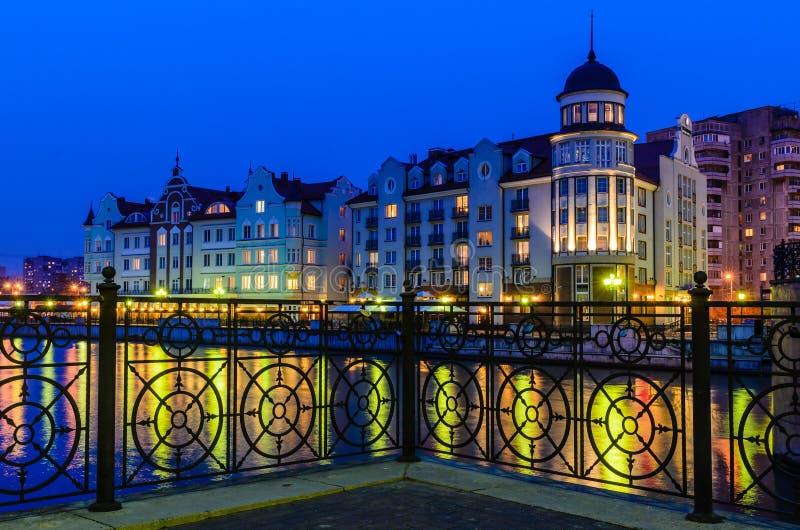 Kaliningrad photos libres de droits