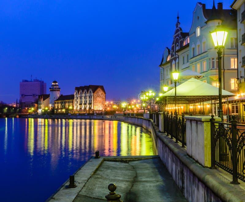 Kaliningrad fotografie stock