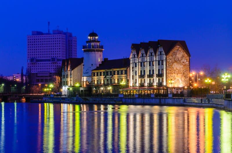Kaliningrad fotografia stock