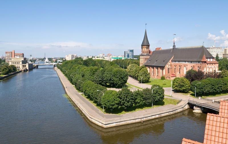 kaliningrad katedralny koenigsberg obrazy stock