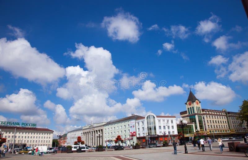 Kaliningrad, Rússia imagem de stock