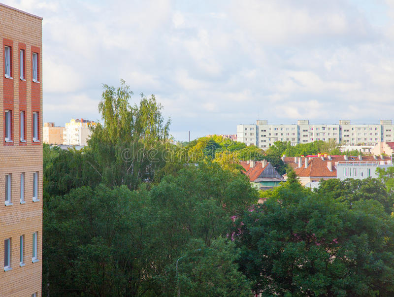 Kaliningrad, Rosja zdjęcie stock