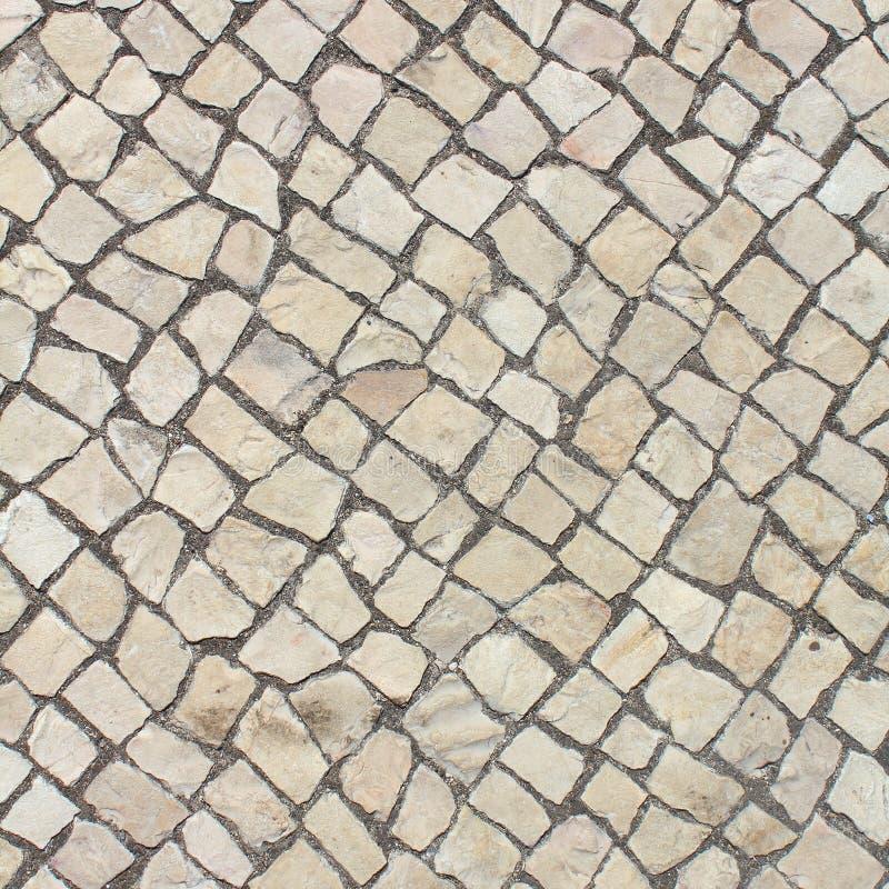 Kalksteenbestrating stock foto