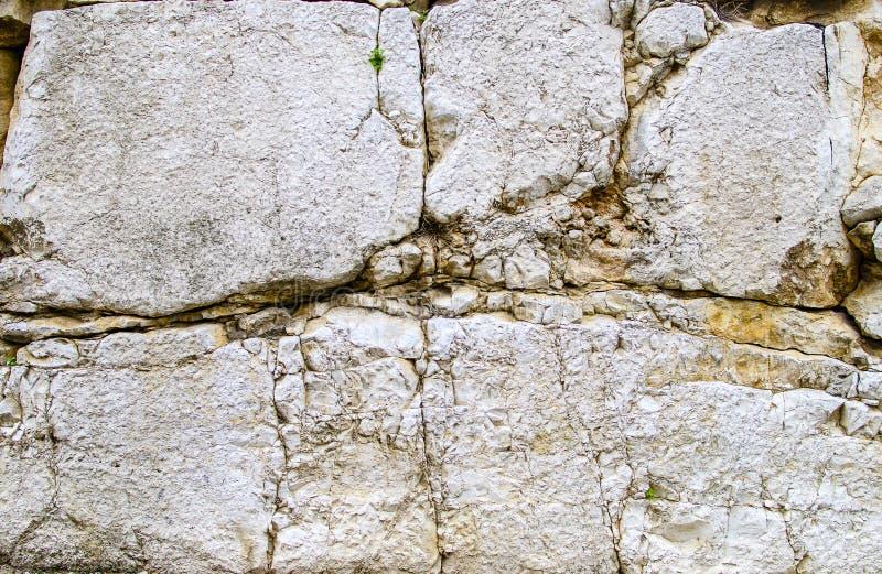 Kalkstein verrostete und zerbrach Hintergrund stockfotografie