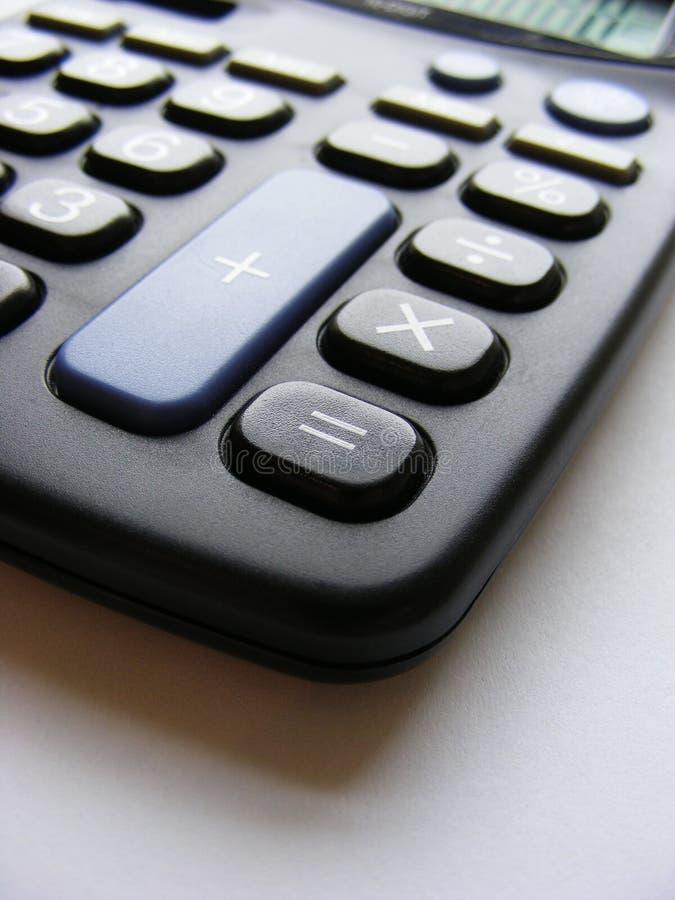 kalkulator zdjęcie stock