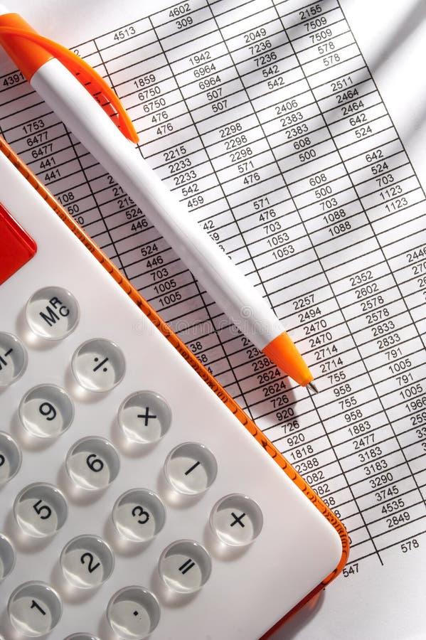 Download Kalkulator obraz stock. Obraz złożonej z pieniężny, dane - 28954223
