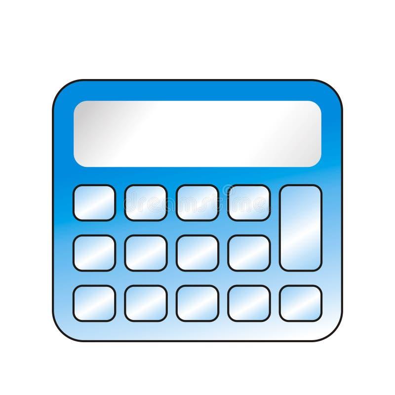 kalkulator ilustracja wektor
