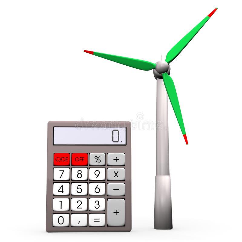 Download Kalkulatora Silnik Wiatrowy Ilustracji - Ilustracja złożonej z źródło, wierza: 28971400