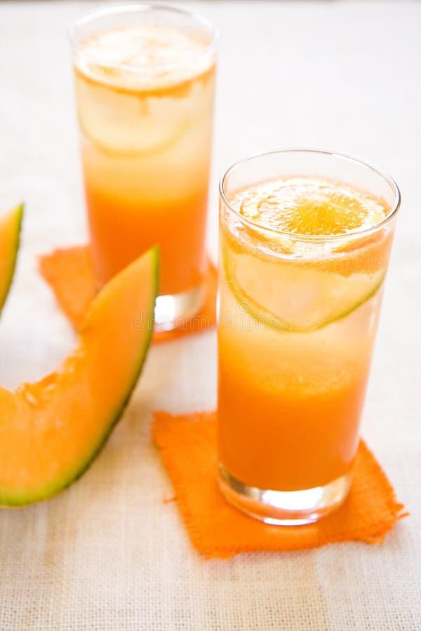 kallare melon royaltyfria foton