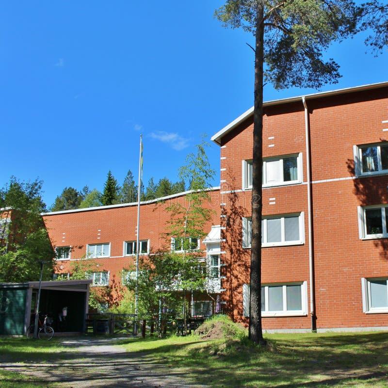 Kallkällan nursing and care home stock photo