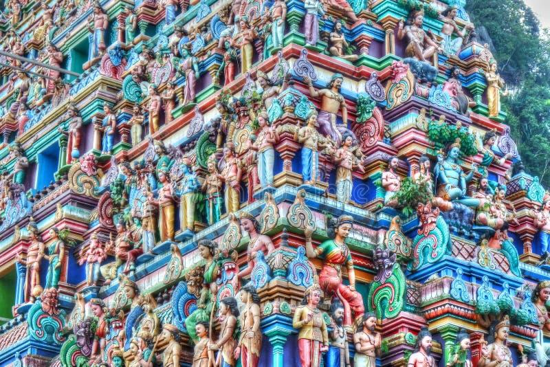 Kallumalai Arulmigu Subramaniyar świątynia obraz stock