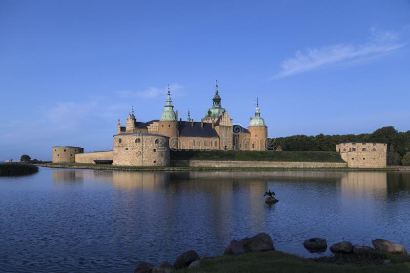 Kalmar Castle - Smaland - Sweden royalty free stock images