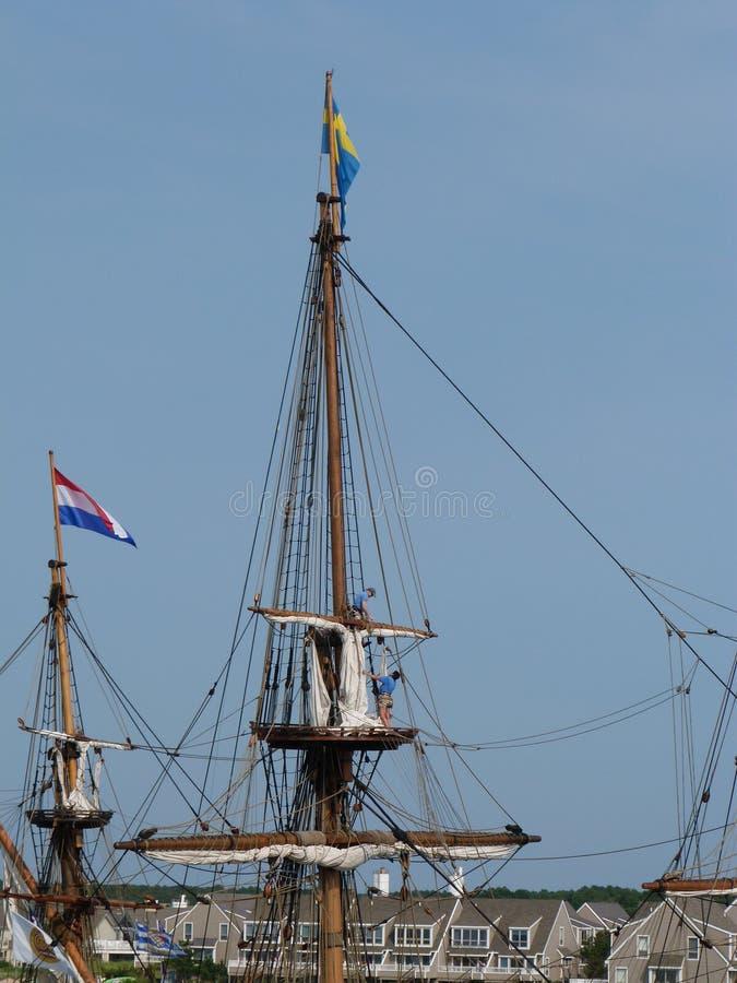 Kalmar Nyckel stock image
