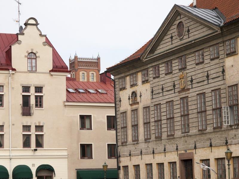 Kalmar, Suecia imagen de archivo