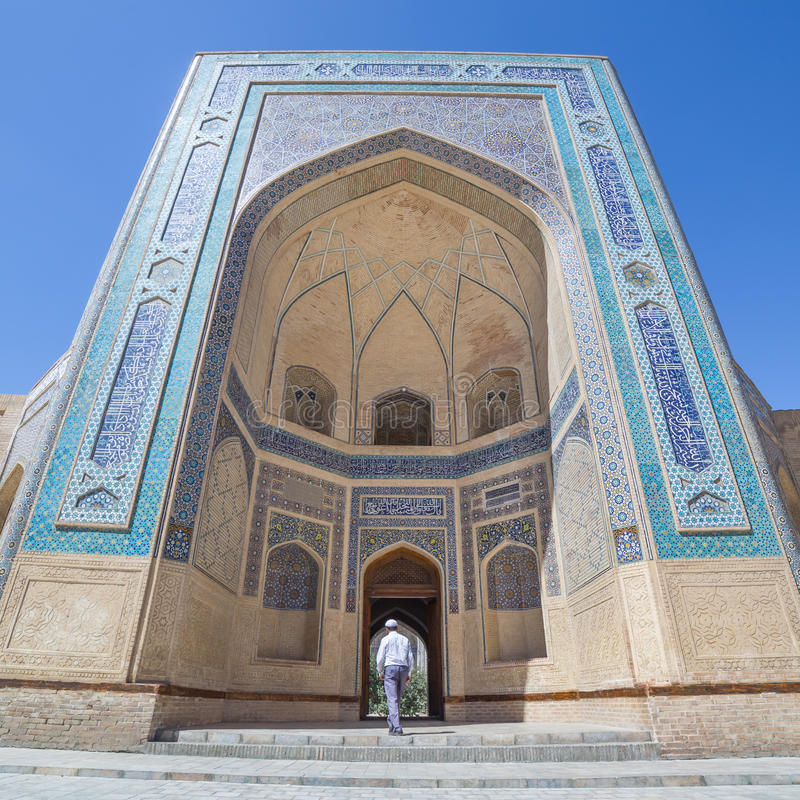 Download Kalon Mosque In Bukhara Buxoro, Uzbekistan Editorial Photography - Image: 83714772