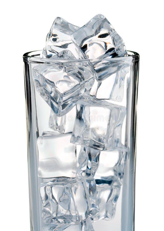 eiswürfel aus glas