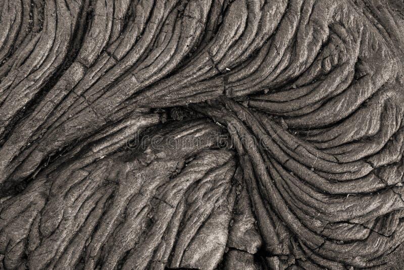 Kalte Lava lizenzfreie stockfotos