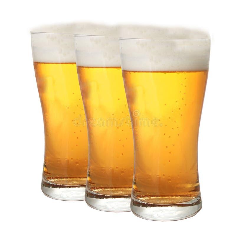 Kaltes Bier lizenzfreie stockbilder