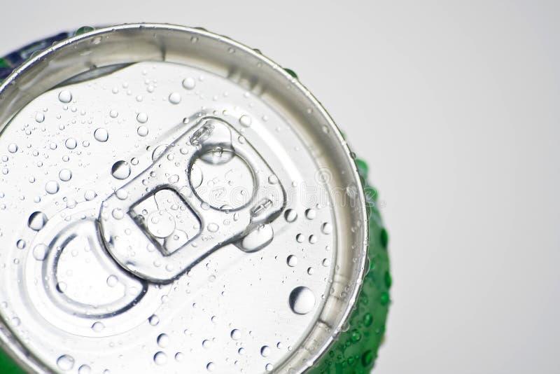 Kaltes Getränk der Erfrischungssoda-Diät lizenzfreie stockbilder