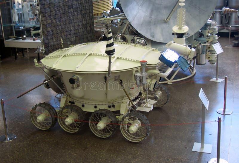 Self-propelled vehicle `Lunokhod-2 royalty free stock photography