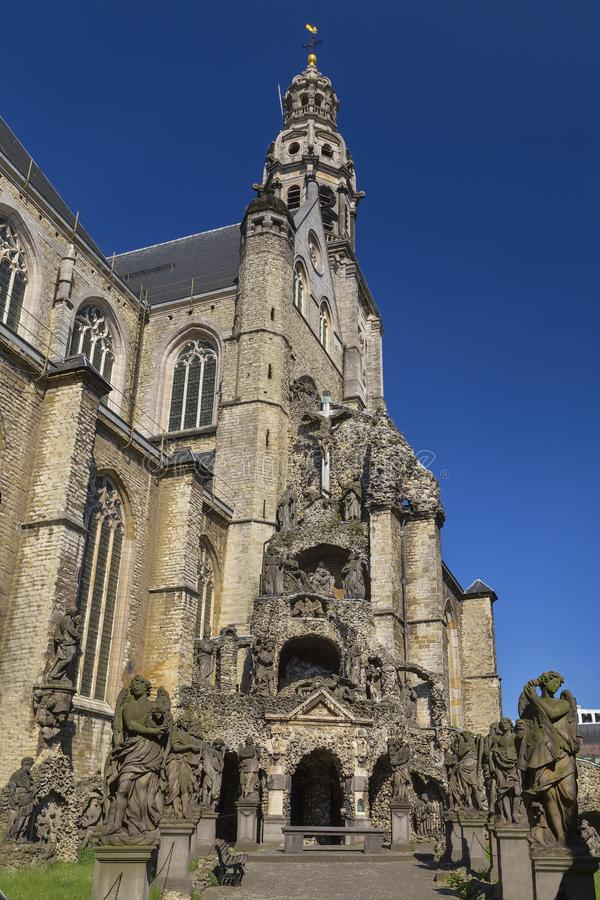 Kalvarienberg von St. Pauls Cathedral lizenzfreie stockfotografie