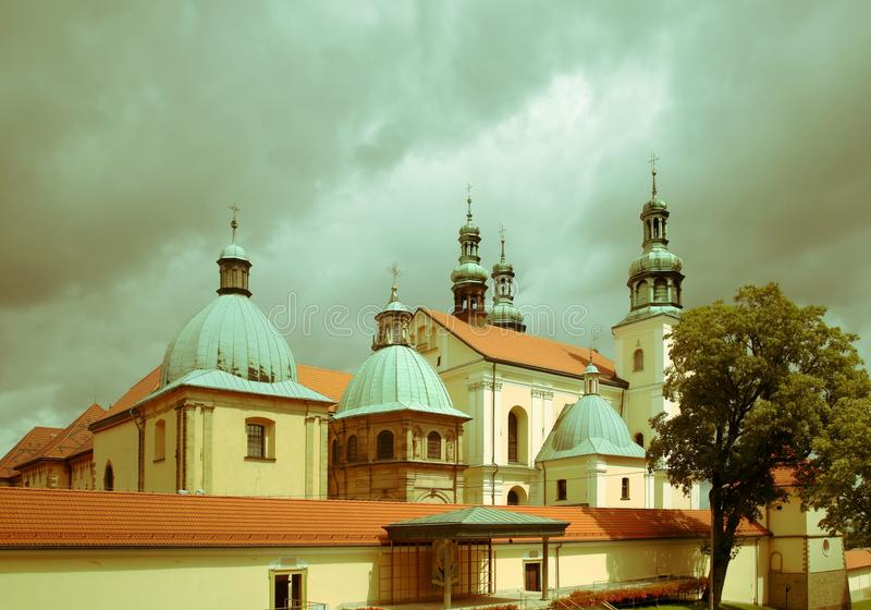 Kalwaria Zebrzydowska. stock photo